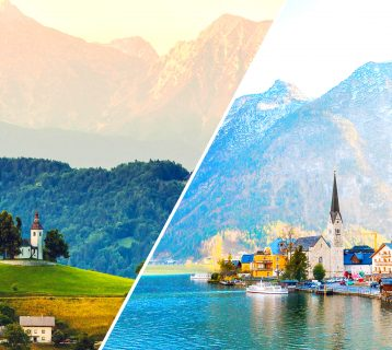 Slovenia & Austria Package