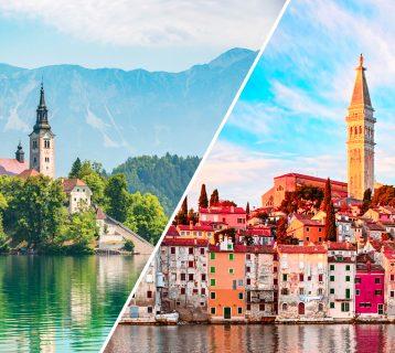 Slovenia & Croatia Package