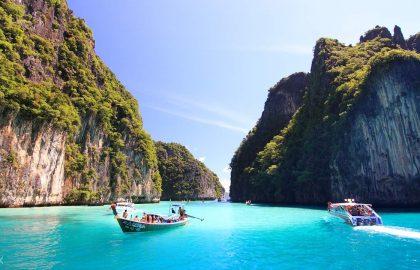 SharedSpeedboatTransfers(OneWay)betweenPhiPhiIslandandPhuket