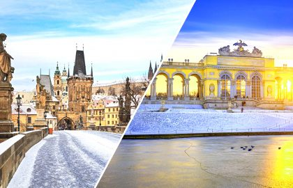 Vienna n Prague (Winter)