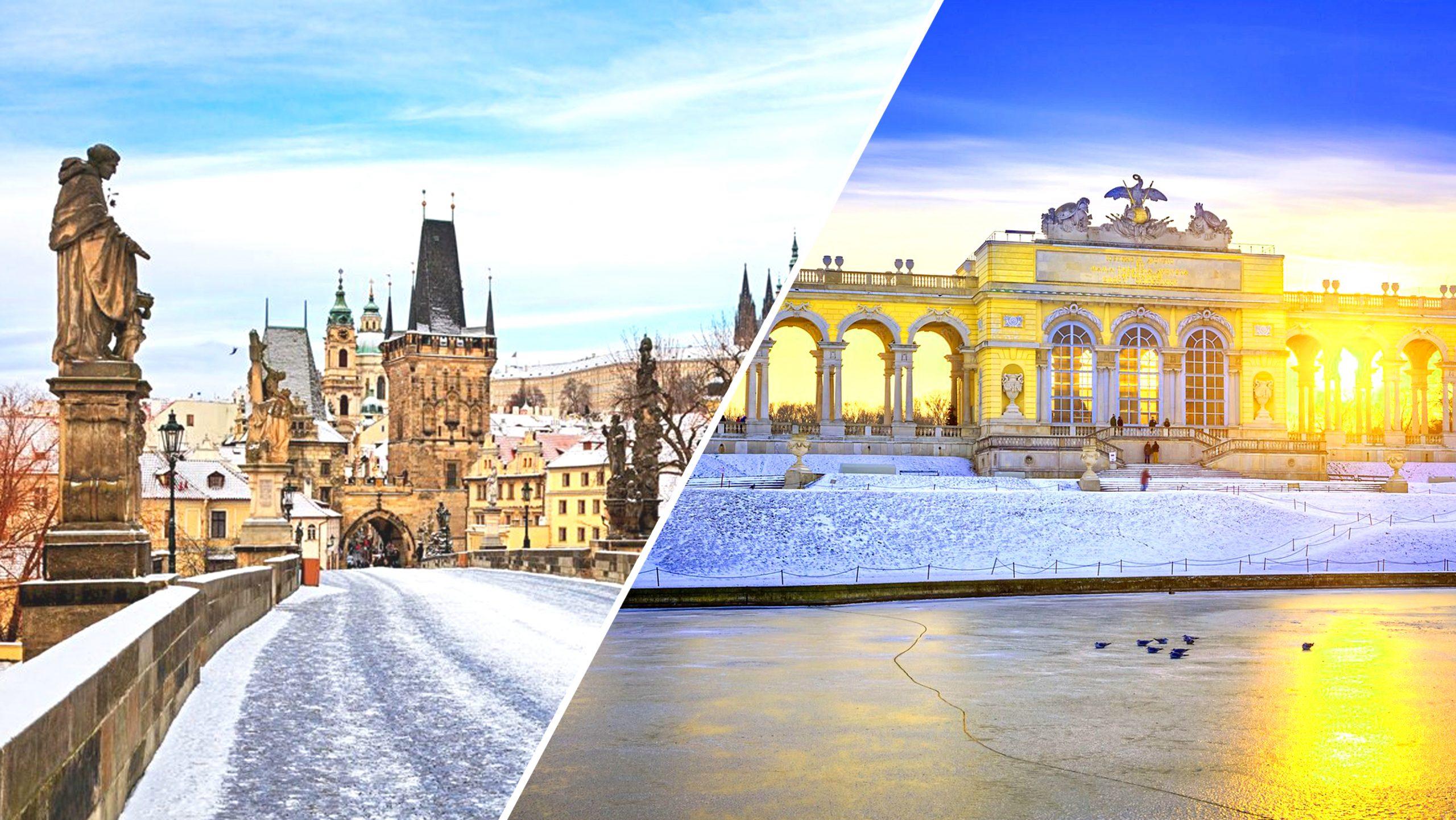 Vienna n Prague (Winter)