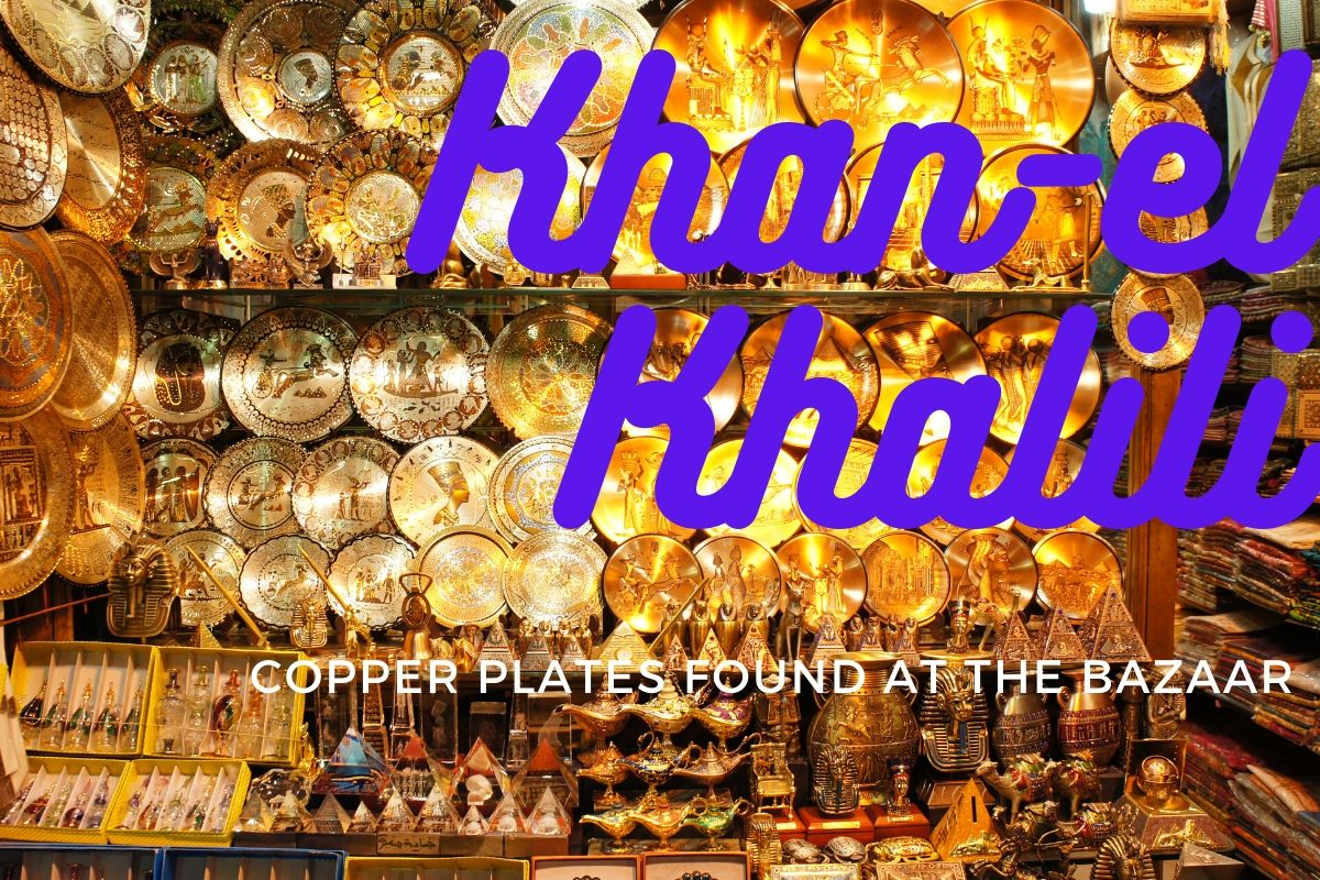 Your Egypt vacation would be incomplete without a visit to the Khan-el Khalili bazaar. You will find items that display Egypt's culture at all prices
