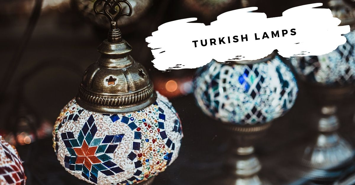 This is a lamp used everywhere in Turkey. The lamp has beautiful designs and acts as a light source. It is one of the best gifts to buy from Turkey.